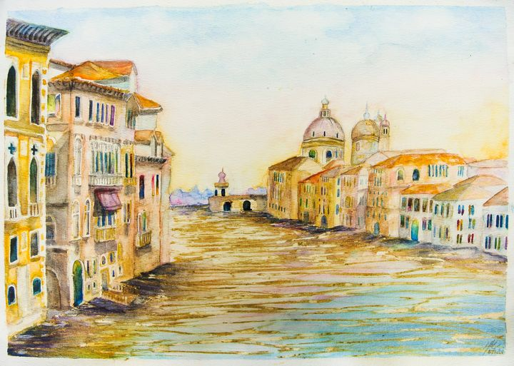 Trip to Venice - Cloe