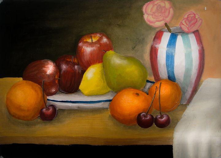 Fruit & Flowers - Cloe
