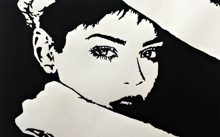 Rihanna - Capturing Life: Art by Kanika Wharton