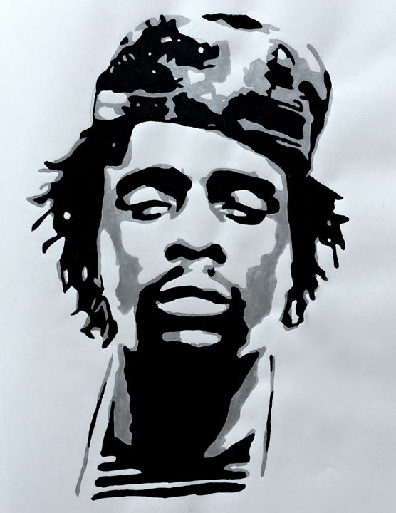 Wale - Capturing Life: Art by Kanika Wharton