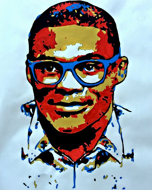 Russell Westbrook - Capturing Life: Art by Kanika Wharton