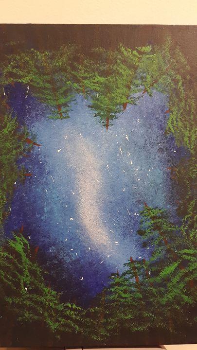 Sky Full of Stars - Art by Cheyenne