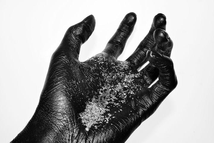 Black Hand - Visual Junk Co.
