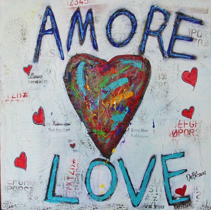 Amore Love - William Debilzan