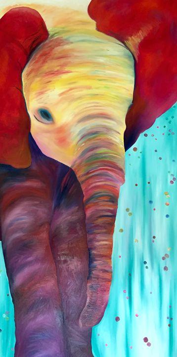 Elephant - Dianne Gallagher Designs