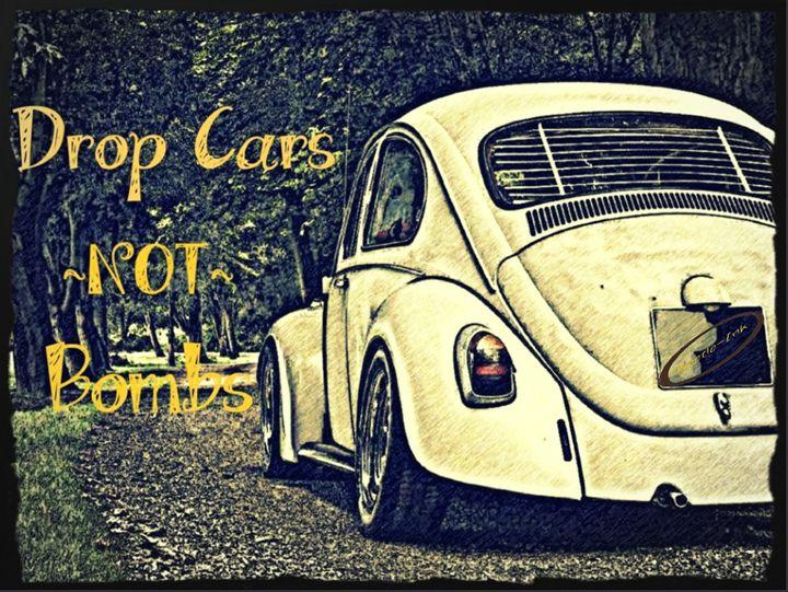 Drop Cars - Beetle-Ink