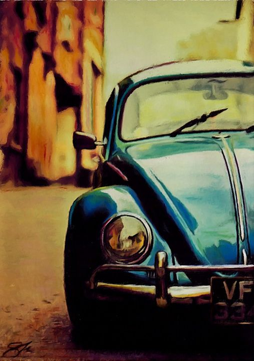 Back Street Boy - Beetle-Ink