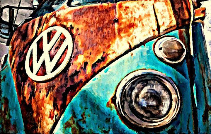 Rust & Wrinkles - Beetle-Ink