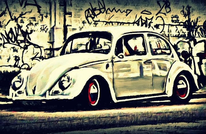 Whit Noise - Beetle-Ink