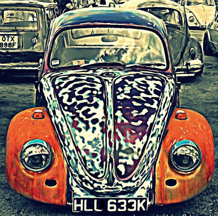 Tatty Bonnet - Beetle-Ink