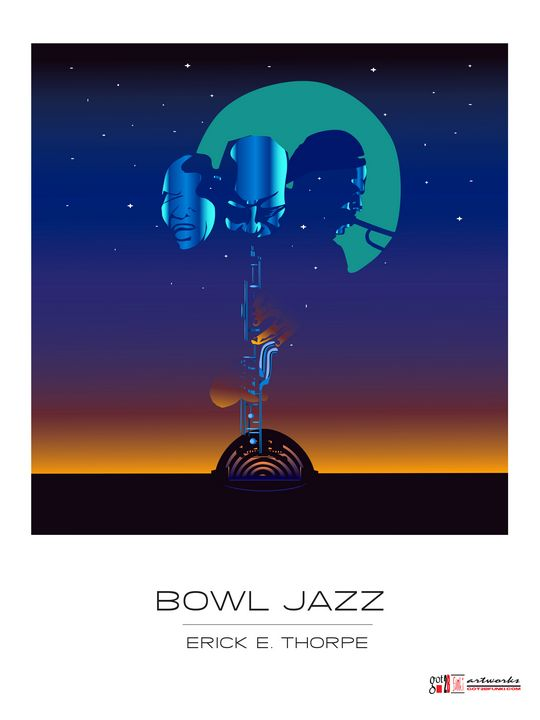 Bowl Jazz - Got2bfunki Artworks