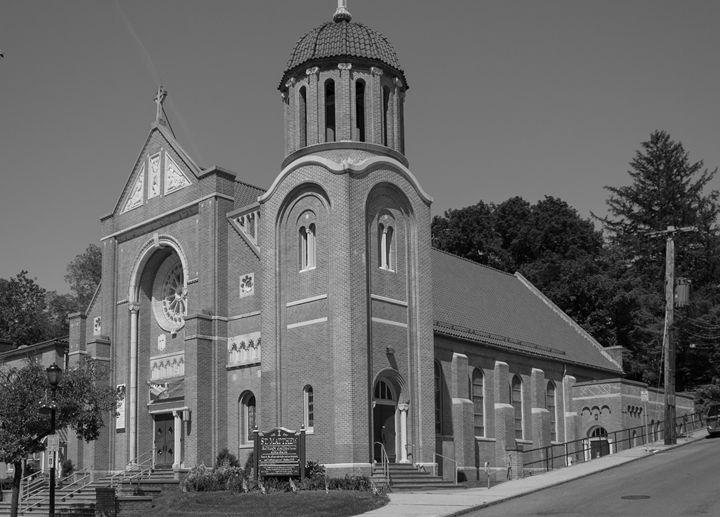 Church on a Hill - SAJ Enterprise