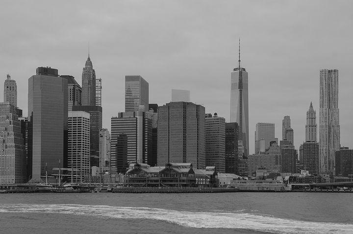 The Manhattan Skyline - SAJ Enterprise