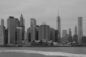 The Manhattan Skyline