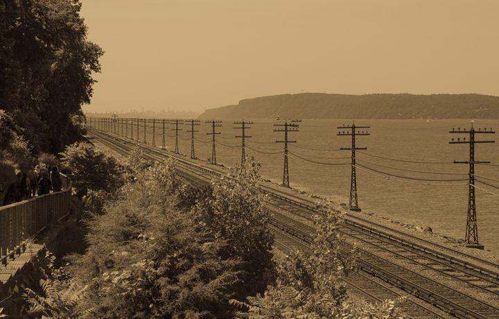 Rail On The Hudson - SAJ Enterprise