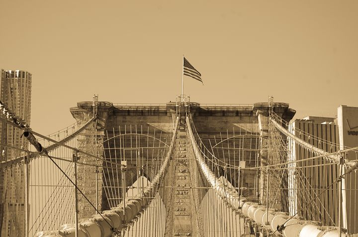 The Iconic Brooklyn Bridge - SAJ Enterprise