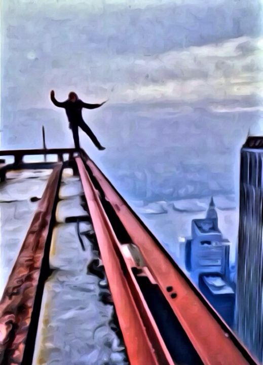 On the edge -  Dajaherveyy