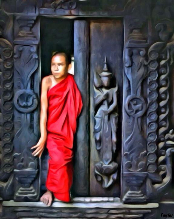 Mandalay, Burma -  Dajaherveyy