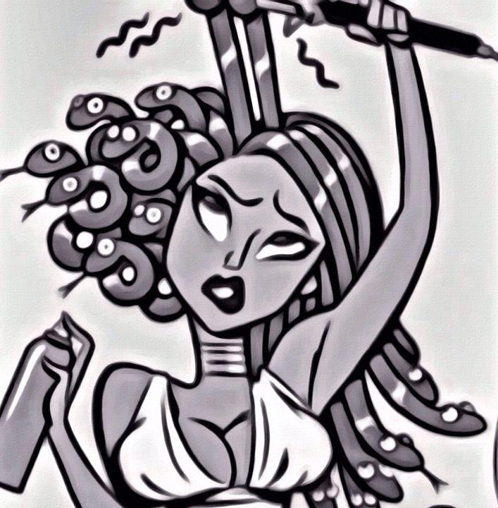 Medusa -  Dajaherveyy