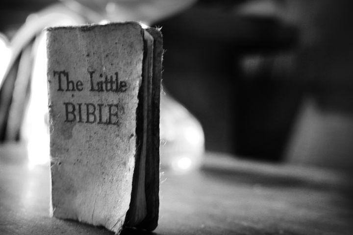 The Little Bible - Kelly Hazel