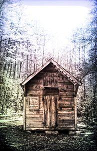 Corn Crib Cabin