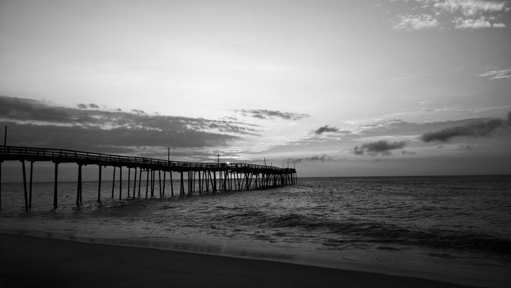 Avon Pier Outer Banks NC - Kelly Hazel