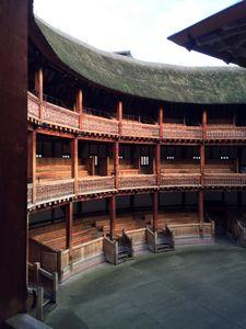 Shakespeare's Globe Theatre - JNTStudio