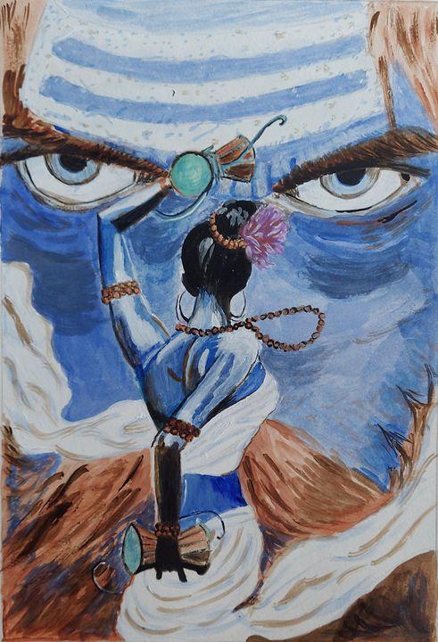 Shiva and Shakti - Shraddha's Touch