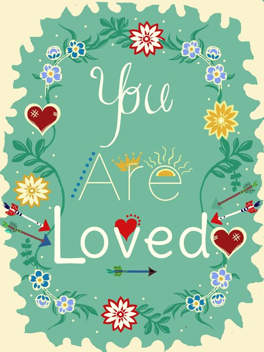 You ARE!! - Skye Designs