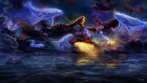 Astral Ocean