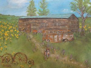 Rusty Cabin