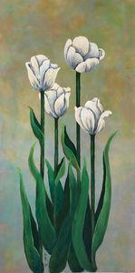 Peace Among The Tulips