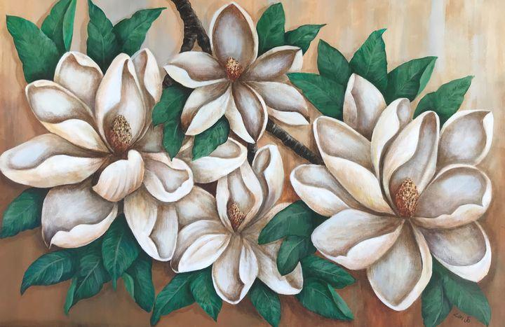 Petals Of Ivory - Lori Jo