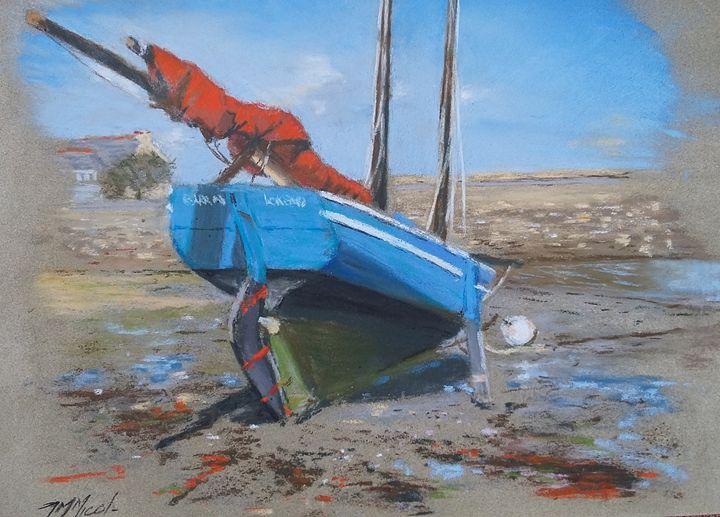 Barr Awel : En attendant la marée... - Jean-marie Nicol