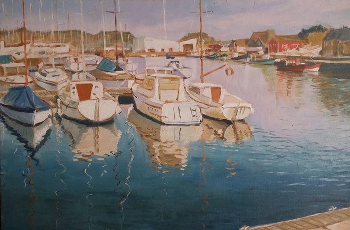 Port de Paimpol - Jean-marie Nicol