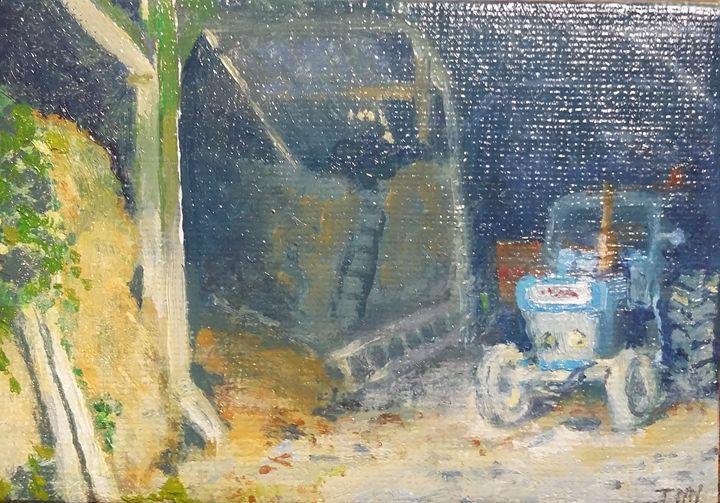 Le vieux ford - Jean-marie Nicol