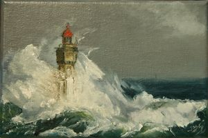 "Phare "" Lajument "" Ouessant"