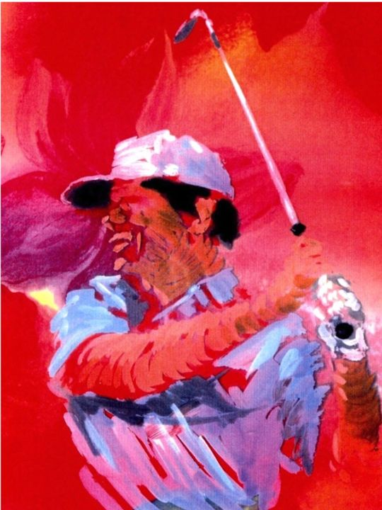 Lee Trevino - artistcollection