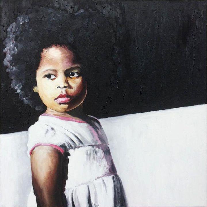 Little Girl. - Elna Romanov