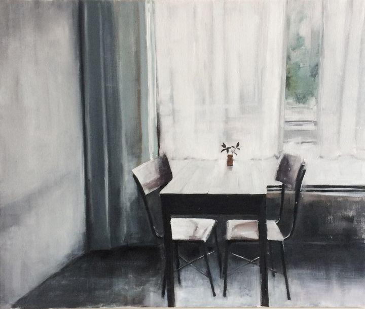 Empty Cafe - Elna Romanov