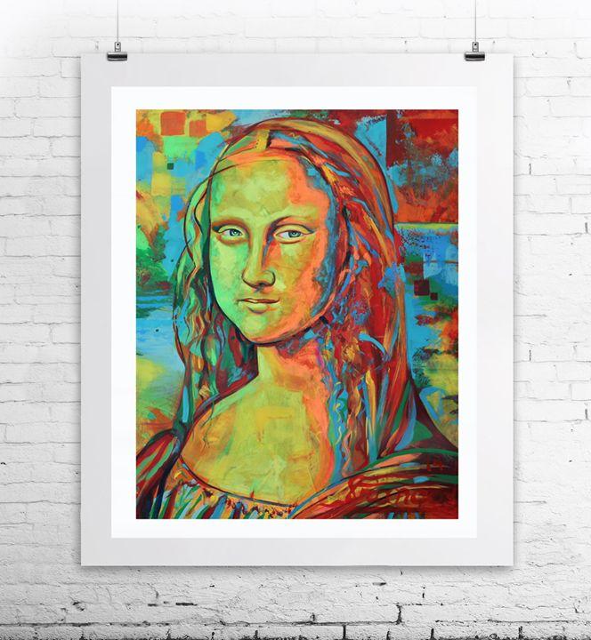 Mona Lisa - Franco Galley