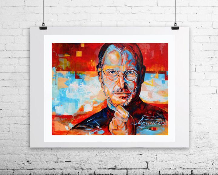 Steve Jobs - Franco Galley