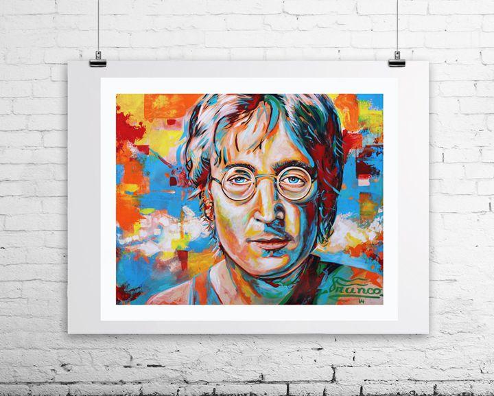 John Lennon - Franco Galley
