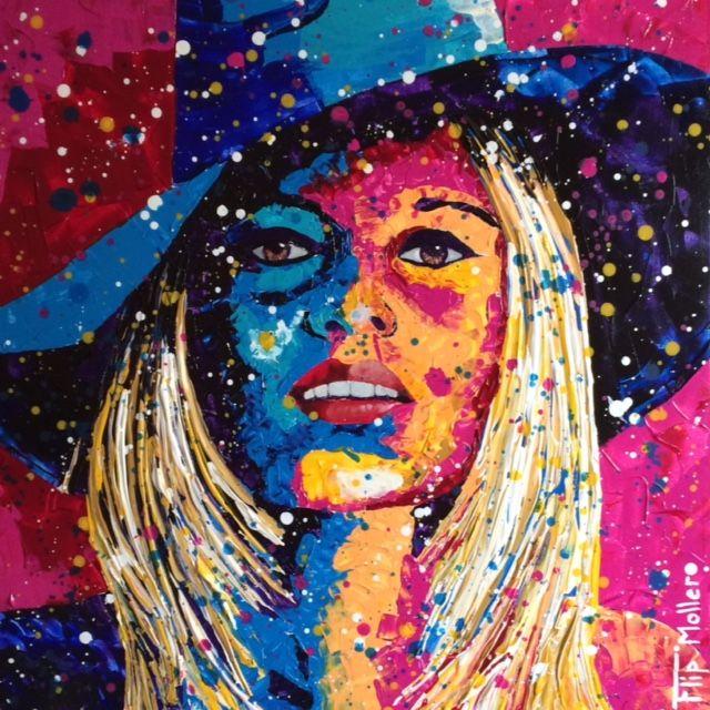 Brigitte Bardot - Flip Moller
