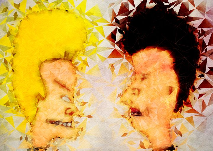 Bevis and Butthead -  Pester.rusku