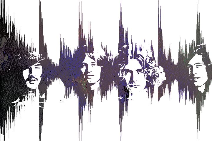 Led Zeppelin -  Pester.rusku