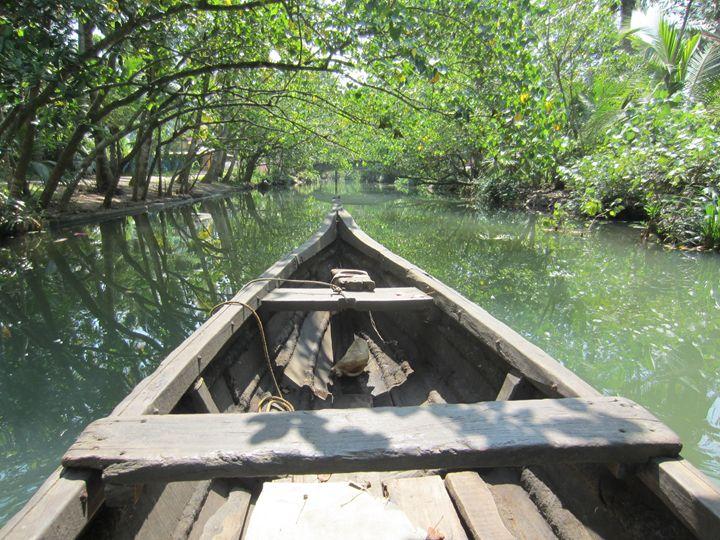 Kerala Backwaters, India - Michael Middleton