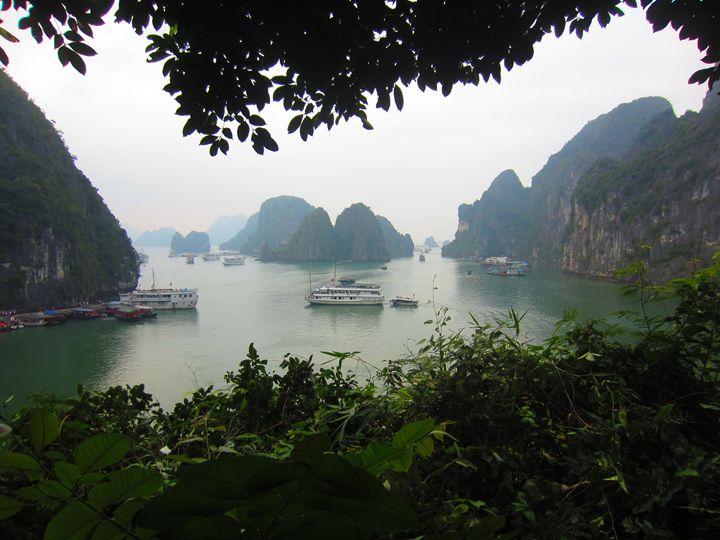 Ha Long Bay, Vietnam - Michael Middleton