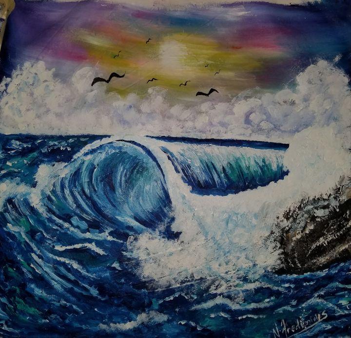 Wave - Alexandria