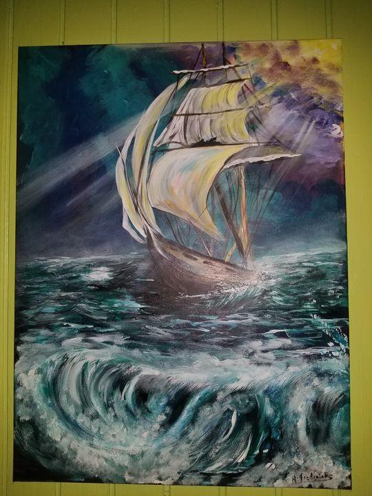 Shipwreck - Alexandria